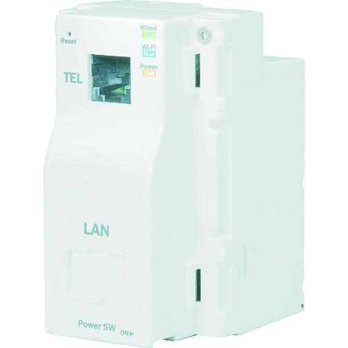 [コンセント]【送料無料】因幡電機産業(株) Abaniact Wi-Fi AP UNIT 300Mbps TEL付 AC-WAPUM-300-KIT 1台【818-3330】【代引不可商品】【北海道・沖縄送料別途】【smtb-KD】