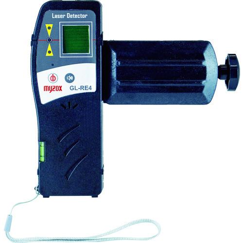 [レーザー墨出器用受光器](株)マイゾックス マイゾックス 受光器セット GL-RE4/GL-RC 221325 1台【818-3875】
