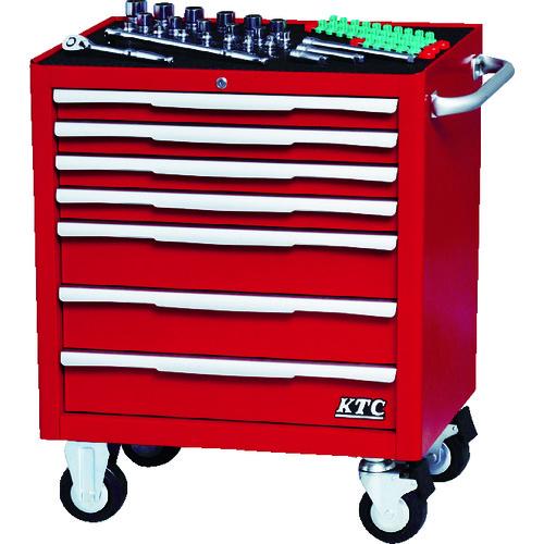 [整備用工具セット]京都機械工具(株) KTC ハイメカツ-ルセット SK8301AR 1S【859-4180】【代引不可商品・メーカー直送】【別途運賃必要なためご連絡いたします。】