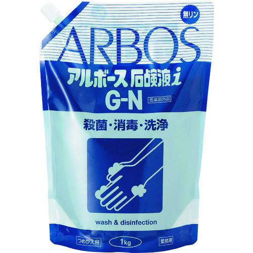 株 お金を節約 アルボース 買い取り 労働衛生用品 ハンドソープ 石鹸液iG-N 1本 01049 1kgパウチ 146-7191