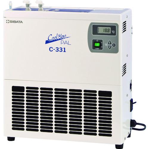 【廃番】[冷却水循環装置]柴田科学(株) SIBATA 低温循環水槽 クールマンパル C-331 051140-331 1台【149-4740】【別途運賃必要なためご連絡いたします。】