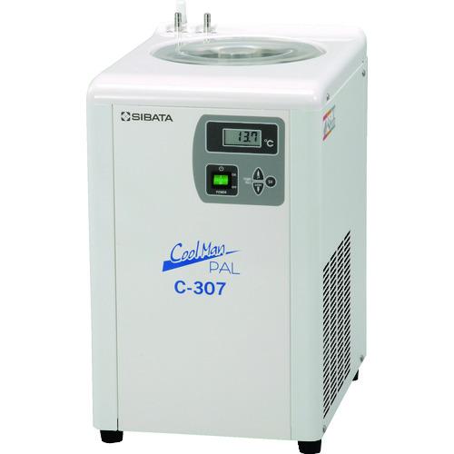 [冷却水循環装置]【売切れ】柴田科学(株) SIBATA 低温循環水槽 クールマンパル C-307 051140-307 1台【149-4747】【別途運賃必要なためご連絡いたします。】