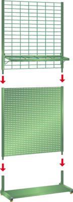 [ディスプレイラック]【送料無料】トラスコ中山(株) TRUSCO NFスーパーラック用パンチパネル NF-M 1枚【501-4727】【代引不可商品・メーカー直送】【北海道・沖縄送料別途】【smtb-KD】