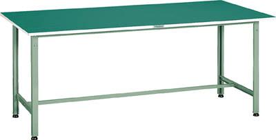 [マット張り作業台(ビニール製マット)]【送料無料】TRUSCO ビニールマット張りAE型作業台 1200X750 AE-1200E2 1台【代引不可商品・メーカー直送】【北海道・沖縄送料別途】【smtb-KD】【法人様方のみのお取扱いとなります】