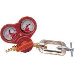 [ガス調整器]ヤマト産業(株) ヤマト 溶断用調整器 SSボーイジュニア(AC) N-SSJ-AC 1個【281-6075】