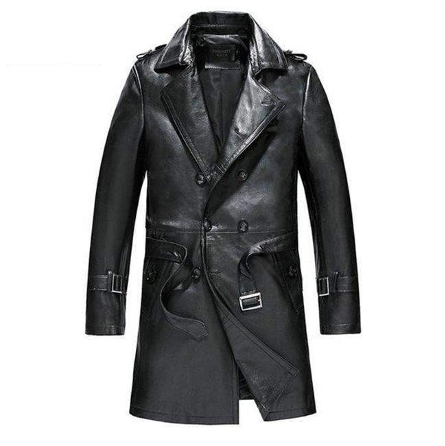 テーラードジャケット羊革製本革ジャケット 大きいサイズ カッコイイ ライダースジャケット 革ジャン レザーコート メンズ 本革 防風 防寒 送料無料