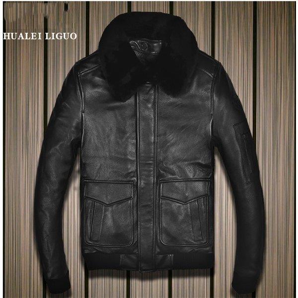 メンズファッション サイズ大きめなジャケット 牛革ジャケット ショットタイプ ライダーメンズ 牛革バイクジャケット ライダースジャケット バイクウェア お洒落 ファッション 送料無料