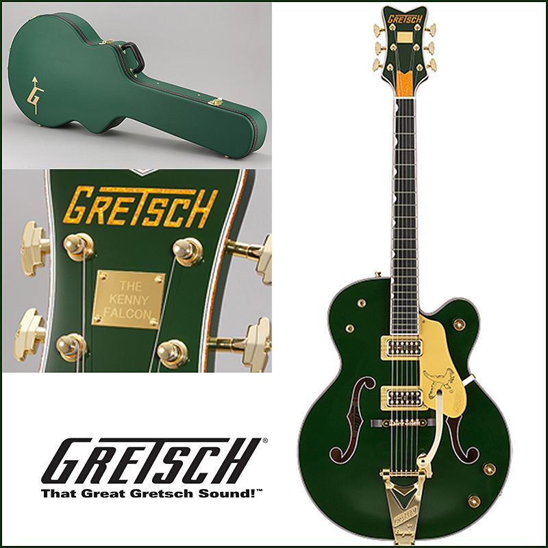 【あす楽対応】GRETSCH(グレッチ) G6136T-KF FSR Kenny Falcon/グレッチ ケニーファルコン 横山健シグネチュアモデル【送料無料】:-as-p5