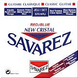 SAVAREZ(サバレス)「ニュークリスタル570NRJ×12セット」NEW CRISTALクラシック(ガット)ギター弦【送料無料】【smtb-KD】:-p2