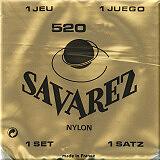 SAVAREZ(サバレス)「ピンクラベル520R×12セット」PINKLABELクラシック(ガット)ギター弦【送料無料】【smtb-KD】:-p2