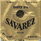 SAVAREZ(サバレス)「520P1×8セット:フラメンコ(高音弦)ピンクラベル(低音弦)のセット」PINKLABELクラシック(ガット)ギター弦【送料無料】【smtb-KD】:73830-8-p2