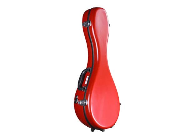 Aranjuez(アランフェス) 「マンドリンケース Red:レッド」 マンドリン用ハードケース 【送料無料】【smtb-KD】:-p2