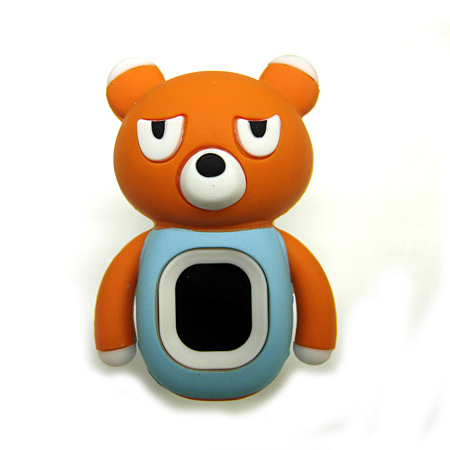 見た目がかわいい くまのクリップチューナー 可愛い くまのチューナー アヌエヌエ U900 クリップチューナー aNueNue 海外 aNN-U900BT アコギ 定番 900 Bear エレキ Tuer クロマチックチューナー Digital ウクレレ:-p2