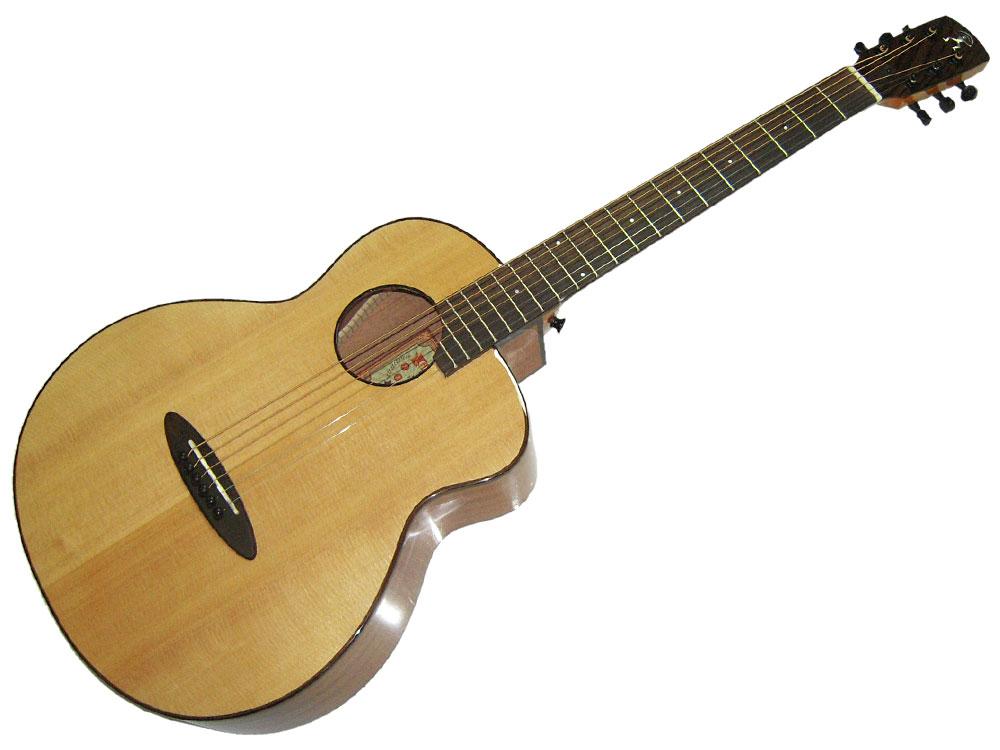 【あす楽対応】a Nue Nue(アヌエヌエ) BirdGuitar(バードギター) 斬新デザインのアコースティックギター(グロス仕上げ) 「aNN-M12」/aNNM12【送料無料】【smtb-KD】:-as