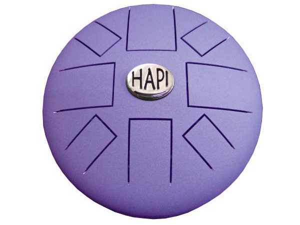 HAPI Drum(ハピドラム) 「HAPI-D2-P:Deep Purple/Key:Dマイナー」 HAPI Original Drum 【送料無料】【smtb-kd】:-p2