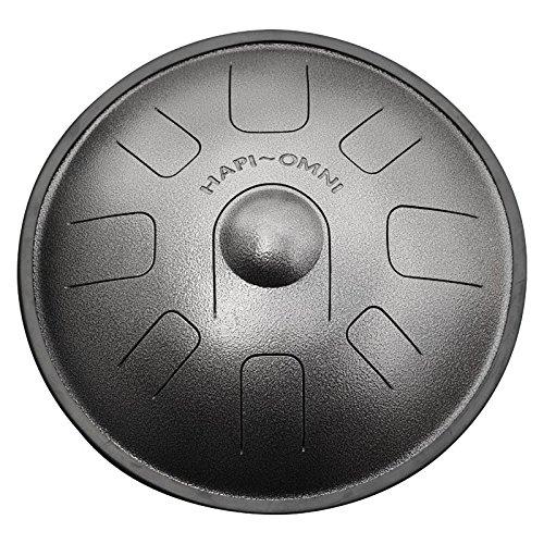 HAPI Drum(ハピドラム) Omni HAPI-OMNI-F1 F Major/Fメジャー Metalic Silver オムニ スリットドラム【送料無料】【smtb-KD】