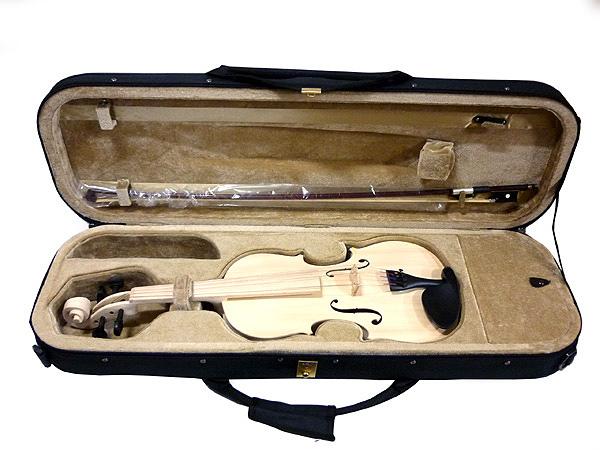 HOSCO(ホスコ/細川) V-KIT-0 バイオリン組み立てキット【工作楽器】【送料無料】【smtb-KD】 【楽ギフ_包装選択】:-p2