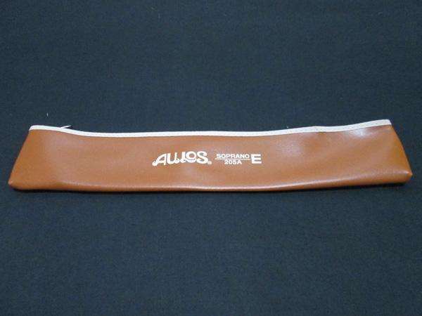 全国どこでも何でも送料無料 即納最大半額 年末年始大決算 GGの教育用楽器特選 AULOS アウロス 送料無料 smtb-KD リコーダーケース 205A用ケース