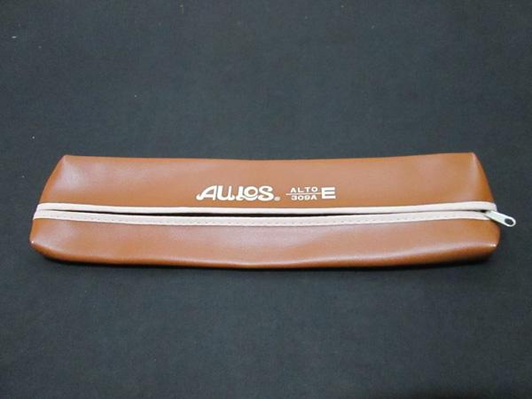 全国どこでも何でも送料無料 GGの教育用楽器特選 AULOS 店内全品対象 アウロス 超特価 送料無料 リコーダーケース smtb-KD 309A用ケース