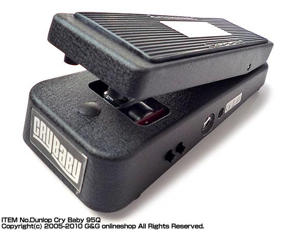 一番の Dunlop 95Q Cry Baby Wah Wah Baby Wah/クライベイビー・ワウ/ジム 95Q・ダンロップ【送料無料】【smtb-KD】:-p2, 赤穂郡:6278879c --- blablagames.net