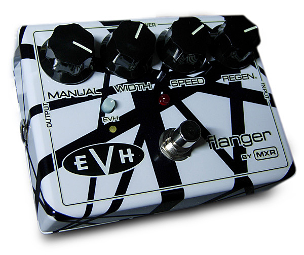 Dunlop/MXR エディ・バン・ヘイレン・シグネチャーモデル「EVH117 FLANGER」/EVH-117【送料無料】【smtb-KD】:-p2