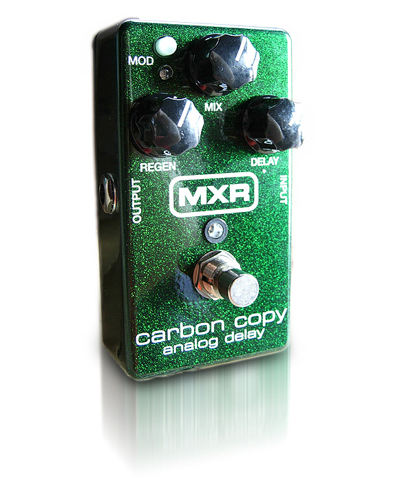 M169 Carbon Copy Analog Delay MXR/ 【M-169 アナログディレイ】