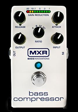 【あす楽対応】MXR M-87 BASS COMPRESSOR/M87 【送料無料】【smtb-KD】:-p2