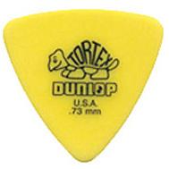 JIM DUNLOP(ジムダンロップ)「Tortex Triangle.73(YEL)×12枚セット」トーテックス/トライアンアグル(オニギリ型)/ギターピック/431R73【送料無料】【smtb-KD】【RCP】