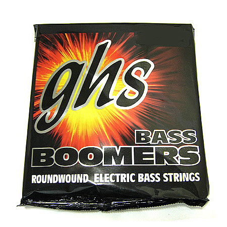 ghs strings(ガス) 「M3045 045-105×4セット」 エレキベース弦/Bass Boomers/ Standard Long Scale 【送料無料】【smtb-KD】:-4