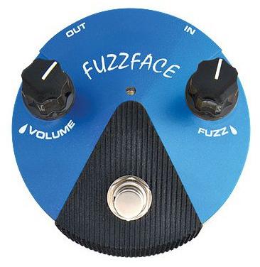Dunlop/MXR FFM1 MINI Fuzz Face ミニ・ファズフェイス/FFM-1 【送料無料】【smtb-KD】