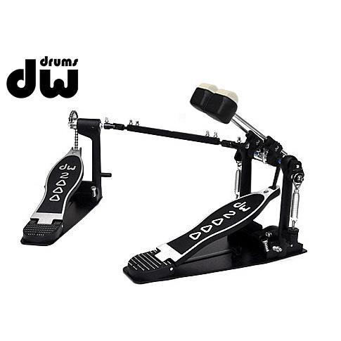 DW「DW-2002」バスドラム用ツインペダル/ドラム関連アクセサリー/ディーダブリュウー【送料無料】【smtb-KD】:-as