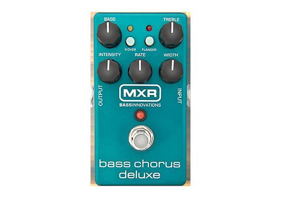 MXR M83 BASS CHORUS DLX ベース・コーラス・デラックス M-83【送料無料】【smtb-KD】