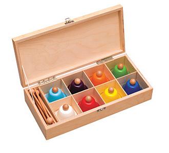 Goldon(ゴールドン) 「GD33855:カラーハンドベル(8音)」 【送料無料】【smtb-KD】 【楽ギフ_包装選択】【おとをだしてあそぶーGGR】:-p2