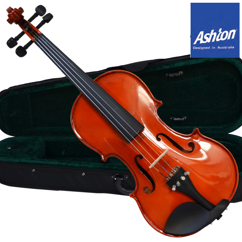 ASHTON AV442AVN VIOLIN FULL SIZE【送料無料】【smtb-KD】