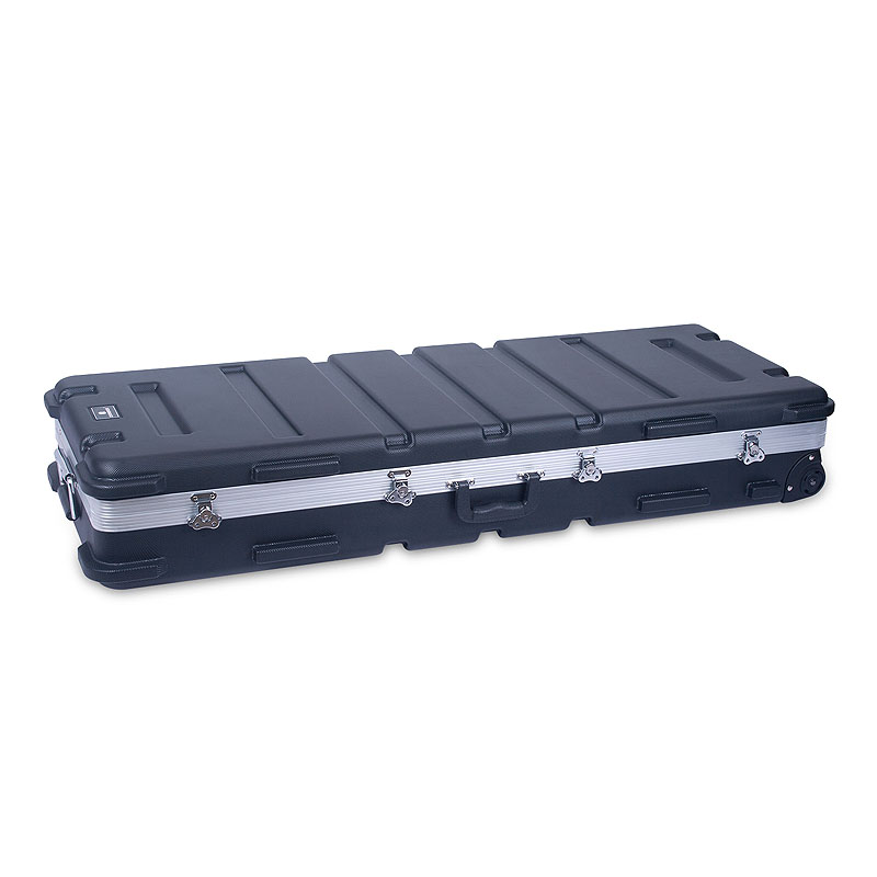 CROSSROCK CRA861K BK 61 keys 1060X385X160mm Black☆クロスロック キーボードケース ブラック【smtb-KD】:-p2