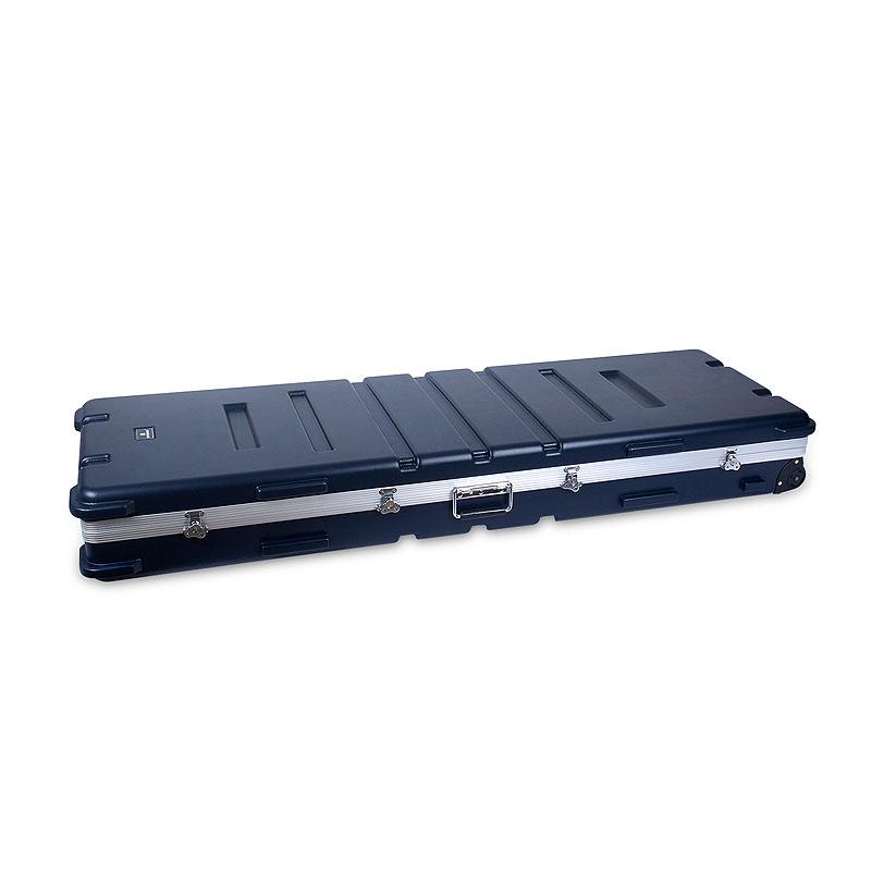 【全国どこでも何でも送料無料】安心の正規輸入品 CROSSROCK CRA888K BL 72/88 keys 1480X430X160mm Dark Blue☆クロスロック キーボードケース ダークブルー【smtb-KD】:-p2