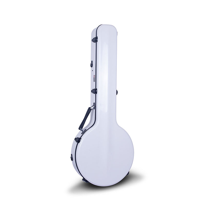 CROSSROCK CRF1000BJ WT Banjo White☆クロスロック バンジョーケース ホワイト【smtb-KD】