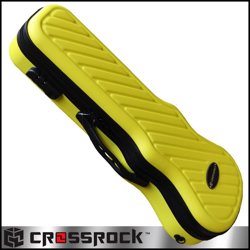 Soprano ソプラノウクレレケース イエロー【送料無料】【smtb-KD】 CRA400SU CROSSROCK Yellow☆クロスロック Case YL Ukulele