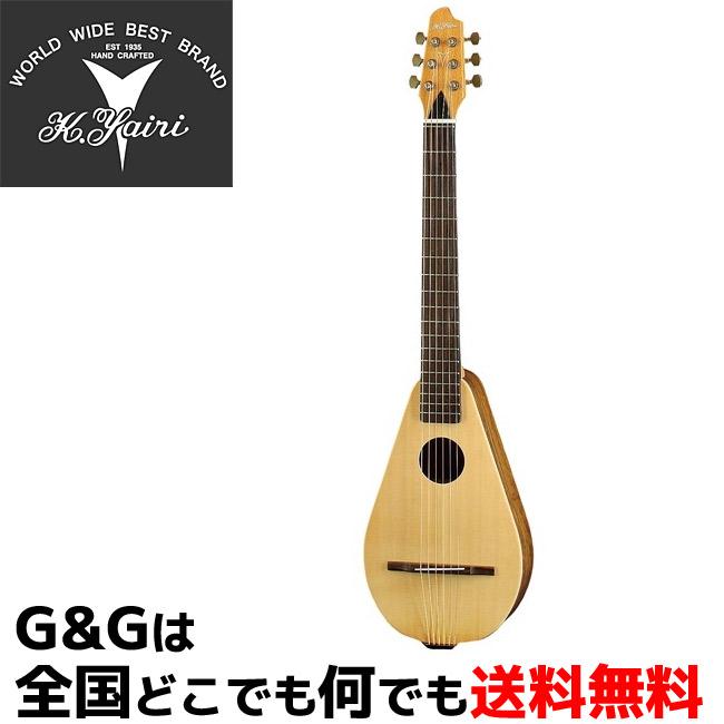 K.YAIRI Compact Series TEKTEK-STD N ヤイリ テクテク スタンダード ナチュラル コンパクトアコースティックギター ミニアコギ【送料無料】【smtb-KD】