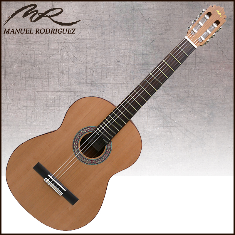 Manuel Rodriguez Classical Guitar C12 Natural(ナチュラル) マニュエル・ロドリゲス クラシックギター【smtb-KD】:-p5