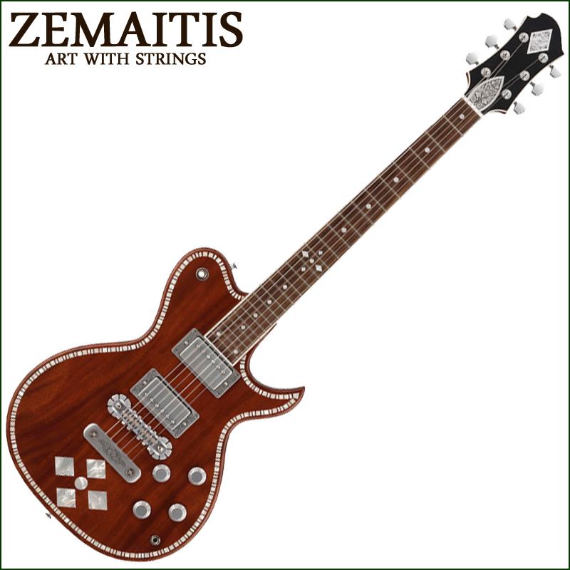 ZEMAITIS A24SU DC NP DIAMOND (エレキギター)【smtb-KD】:-p5