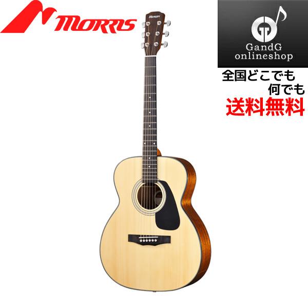 MORRIS F-280 NATURAL:ナチュラル アコースティックギター モーリス【送料無料】【smtb-KD】:-p2