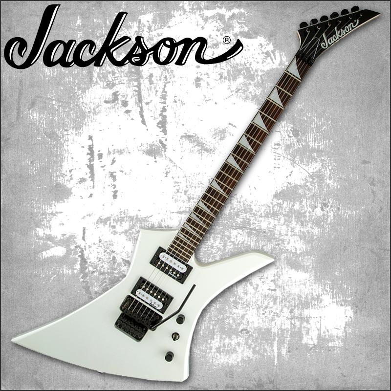 JACKSON JS32 KELLY Snow White (エレキギター)【smtb-KD】:-p2