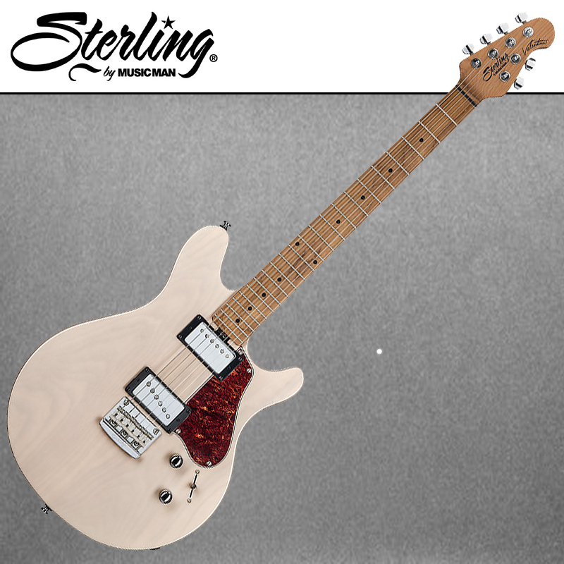 【正規輸入品】Sterling by MUSIC MAN JV60 (Transparent Buttermilk)