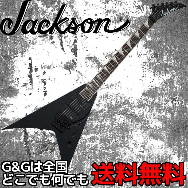 JACKSON KingV KVX Gloss Black グロスブラック ジャクソン エレキギター【smtb-KD】:-p5