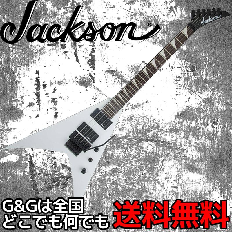 JACKSON KingV KVX Snow White スノーホワイト ジャクソン エレキギター【smtb-KD】:-p5
