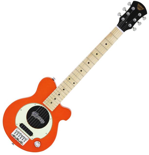 【コンビニ受取対応商品】 アンプ内蔵コンパクトなエレキギター/Pignose PGG-200 OR=Orange(オレンジ)/PGG200【送料無料】【smtb-KD】:-as-p2, 八幡町:4ec64c88 --- wap.pingado.com