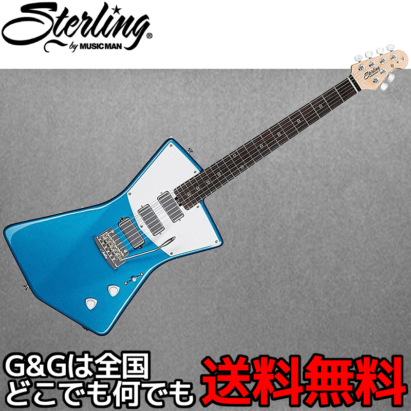 Sterling by MUSIC MAN STV60 Vincent Blue St Vincent Signature Models エレキギター ヴィンセントブルー STV-60【smtb-KD】:-p5