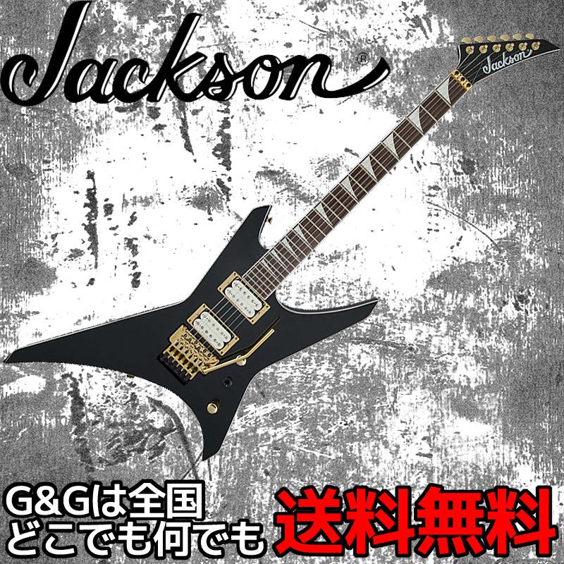 Jackson Warrior WRX24 Gloss Black グロスブラック ジャクソン エレキギター【smtb-KD】:-p5