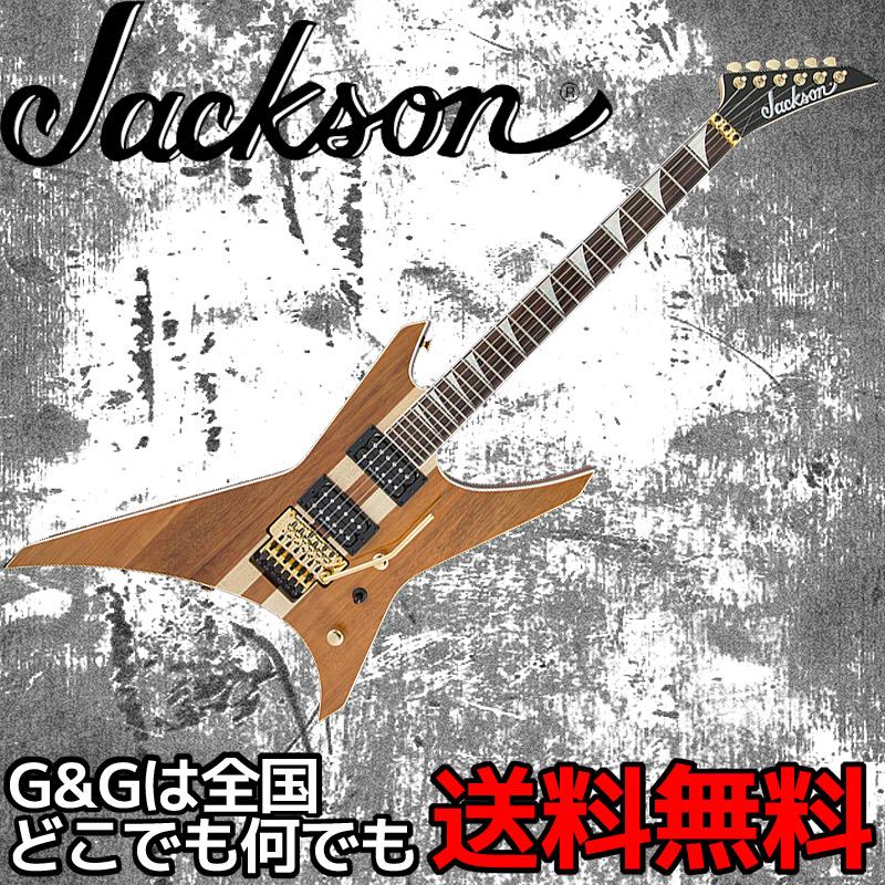 Jackson Warrior WRX24 Natural ナチュラル ジャクソン エレキギター【smtb-KD】:-p5